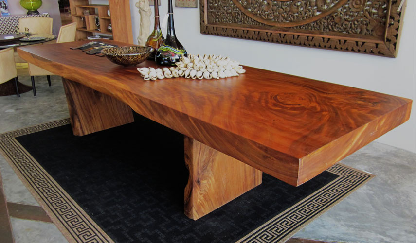 Wood Slab Furniture